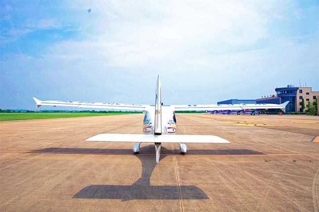 CTLS轻型运动飞机 3
