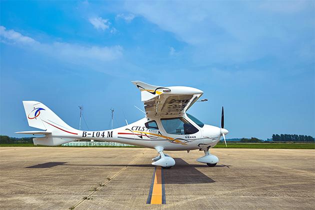 CTLS轻型运动飞机 2